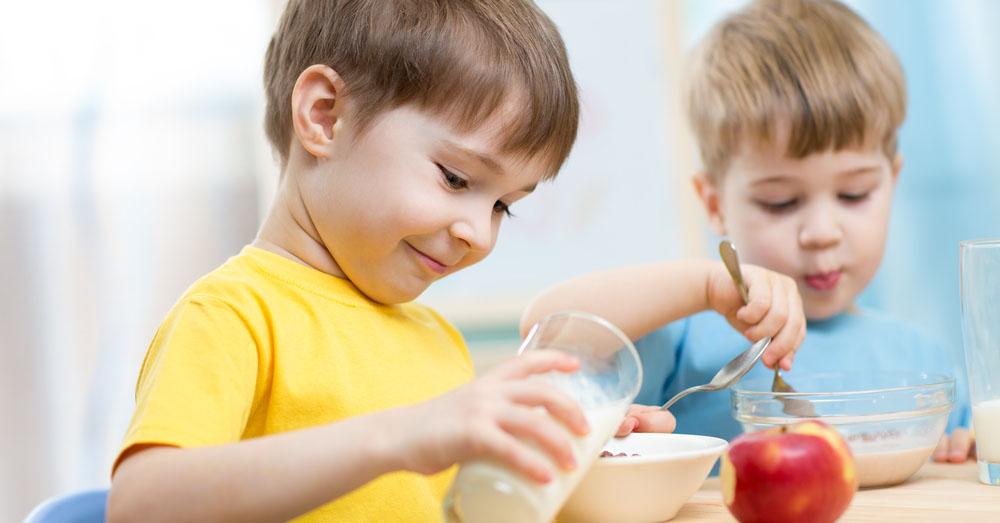 Meriendas sanas para niños - El blog de mi bebe