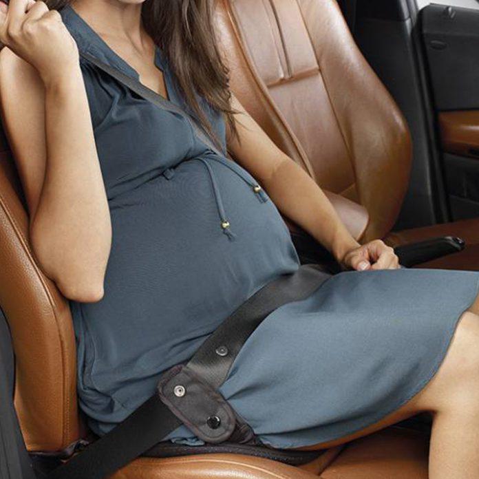 Cinturón para embarazadas