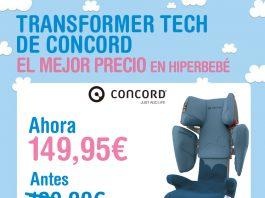 Compra Transformer Tech en Hiperbebé